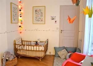 chambre bebe on mise sur la guirlande lumineuse With guirlande lumineuse pour chambre bebe
