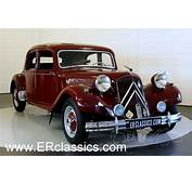 Citroen Traction Avant 11CV 1953 For Sale At ERclassics