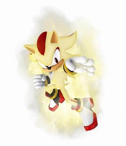 Sonic Shadow Hedgehog Super Universe Final Form