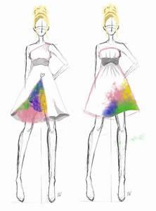 Prom dress sketches~ by AmberxGayle on DeviantArt