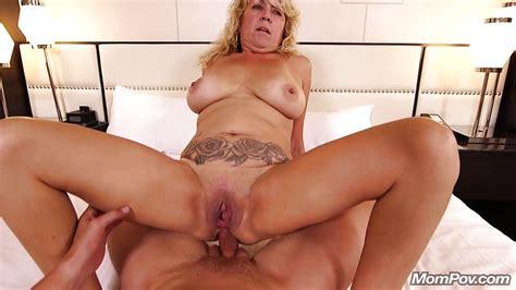 Busty Natural MILF Gets Anal Cream Pie PornTube
