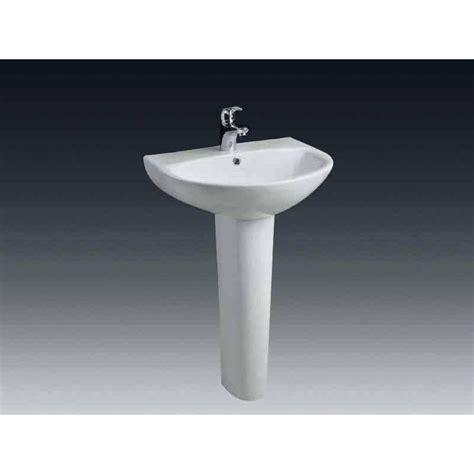 colonne pour lavabo en c 233 ramique blanc nerea leroy merlin