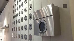 Radius Letterman 1 : radius letterman 1 mit t rklingel anthrazitgrau ab 259 00 preisvergleich bei ~ Sanjose-hotels-ca.com Haus und Dekorationen