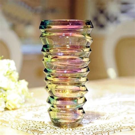 Colorful Vases by Colorful Glass Vases Wholesale