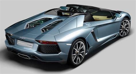 Lamborghini Price 2014 by 2014 Lamborghini Aventador Lp700 4 Roadster Price Starts