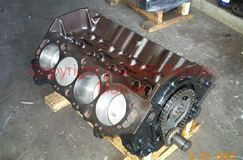 engines motors long block mercruiser omc volvo penta