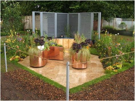 Best Small Garden Photos Ideas Images Modern As Very For