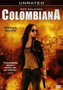 Colombiana movie poster (2011) Photo. Buy Colombiana movie ...