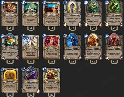 Baron Geddon Deck Ungoro by Deck Geddon Strat Hearthstone Heroes Of Warcraft