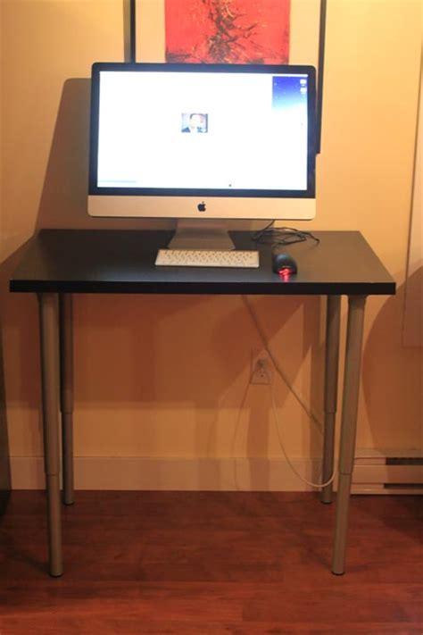 The $100 Dollar Standup Ikea Desk  Luke Thomas. Bed With Under Storage Drawers. Sage Help Desk Number. Star Drawer Pulls. Corner L Shaped Office Desk With Hutch. Ez View Desk. Gartner Magic Quadrant Help Desk. Bee Slide Drawer Slides. 6 Pool Table