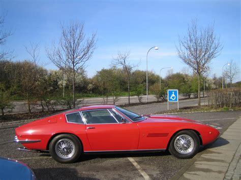 1972 Maserati Ghibli  Information And Photos Momentcar