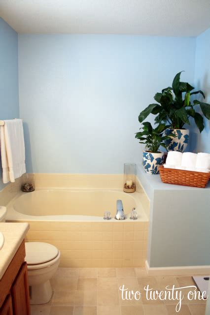 Best Bathroom Colors 2014 by Master Bathroom Refresh