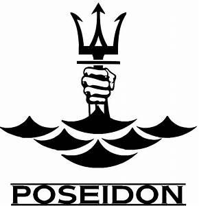 poseidon symbol - Google Search   Poseidon tattoo ...