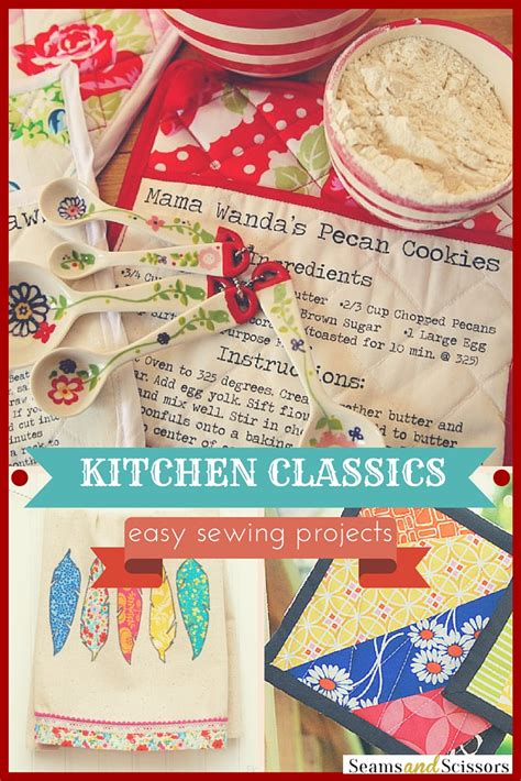 Kitchen Classics 15 Easy Sewing Projects  Seams And Scissors. How To Properly Insulate A Basement. Finishing Off A Basement. Movie Basement. Stone Basement. Basement Without Permit. Waterproofing In Basement. Dehumidifier Basement Reviews. Basement Tanking London