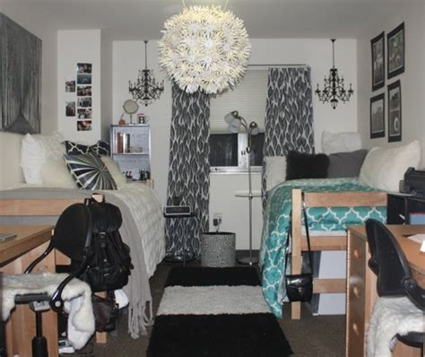 lovely side carly brookes modern chic dorm