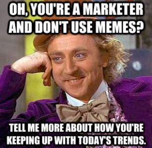 Whats An Internet Meme - internet meme marketing know the art of memejacking feedough