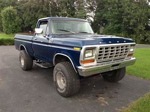 Purchase Used 78 Ford F150 Xlt Ranger With 460 V8