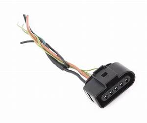 Coil Pack Pigtail Wiring Plug Connector Audi A4 A6 Vw