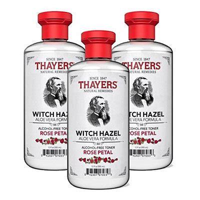 thayers toner thayers free petal witch hazel toner reviews
