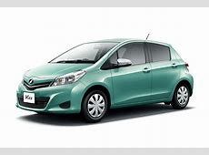 2010 Toyota Vitz 15 RS related infomation,specifications