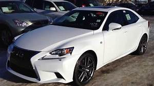 Lexus Is F Sport Executive : 2014 lexus is 350 awd executive f sport package in ultra white youtube ~ Gottalentnigeria.com Avis de Voitures