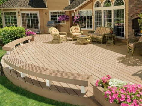 deck design ideas hgtv