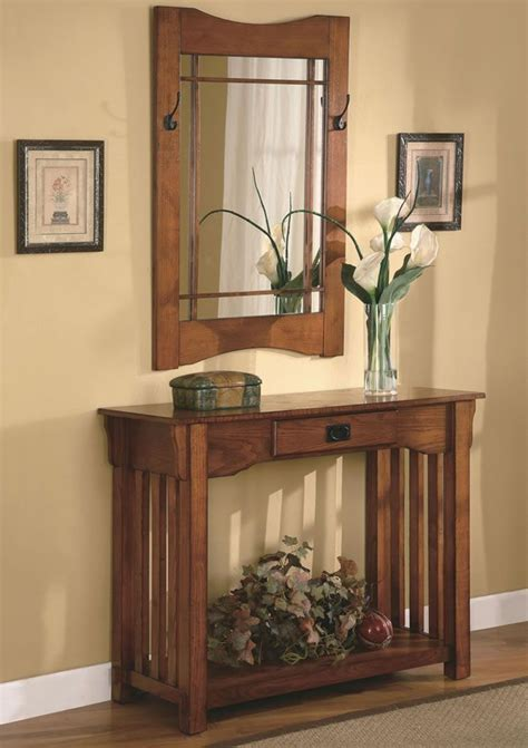 Accent Mirrors Entryway - 19 best side table with mirror images on