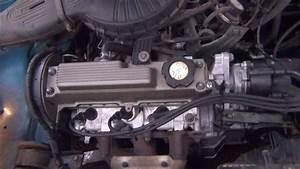 55 Hp Suzuki G10 3 Cylinder In Geo Metro