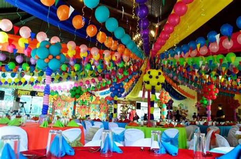 lucias pista sa nayon themed party st birthday