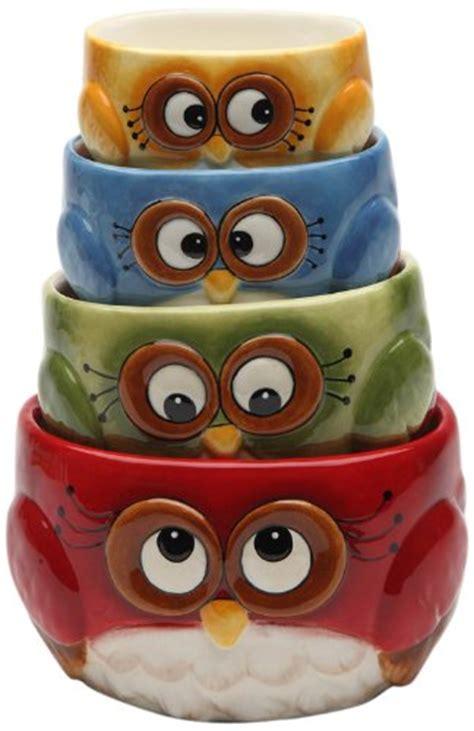 colorful owl kitchen decor best owl kitchen decor ideas 5575