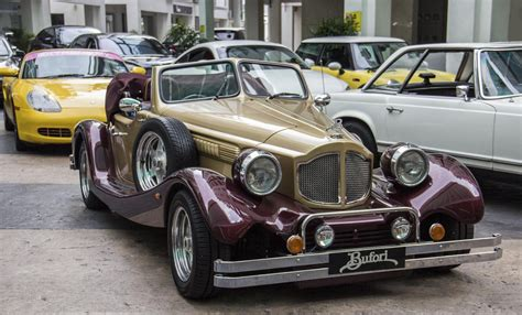 Vintage Wedding Car Rental Malaysia