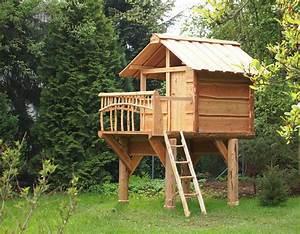 Baumhaus Für Kinder : baumhaus f r kinder almh tte naturholzbau ~ Orissabook.com Haus und Dekorationen