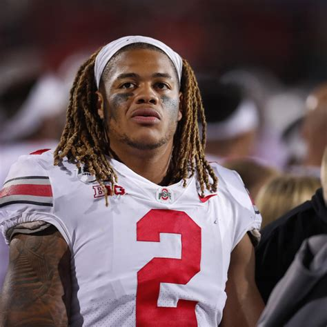 report osu star chase young suspended  maryland