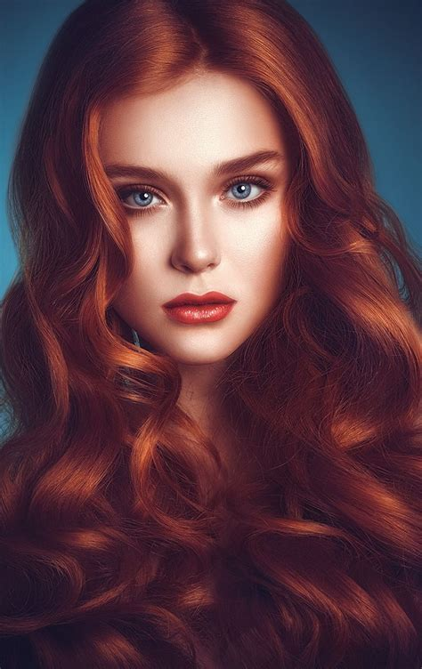 10 Best ideas about Red Hair Blue Eyes on Pinterest