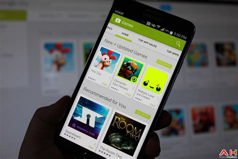 google    silently updated  play store
