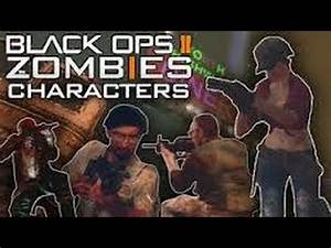 Call of Duty: Black Ops 2 Zombies Characters Explained ...