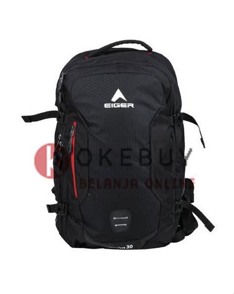 jual tas laptop eiger 2221 r lt 14 wanders 30 backpack
