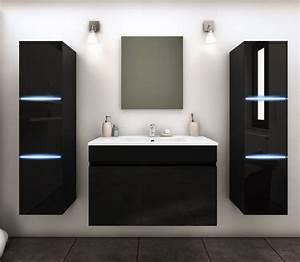 vasque colonne salle de bain meuble vasque en ch ne avec With salle de bain design avec ensemble meuble et vasque salle de bain