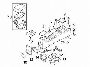Kia Spectra Manual Transmission Shift Linkage Boot  2004