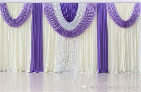 fashion mix color soft ivory  lavender wedding event