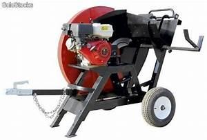 Scie Circulaire Gros Diametre : scie a buche thermique mecacraft ls 700a1 tractable ~ Edinachiropracticcenter.com Idées de Décoration
