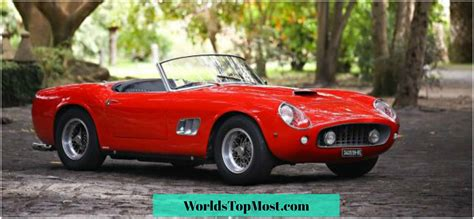 cars ferrari top 10 most expensive ferrari cars of 2018 world 39 s top most