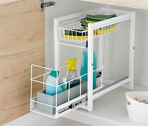 Küchenschrank Mit Schubladen : schrankauszug mit 2 schubladen online bestellen bei tchibo 353000 ~ A.2002-acura-tl-radio.info Haus und Dekorationen