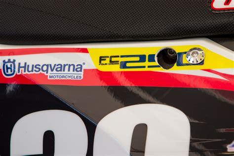 Husqvarna Fc 250 Modification by Holes Vital Mx Pit Bits San Diego Motocross