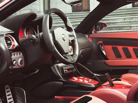 Alfa Romeo Disco Volante Interior Alfa Romeo Disco Volante Touring Picture 18 Of 42