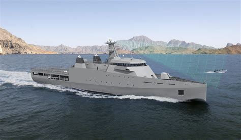Damen Introduces New Opv To Meet Demand For Multi-mission