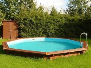 Piscine Hors Sol En Bois Pas Cher : piscine jardin images et photos arts et voyages ~ Premium-room.com Idées de Décoration