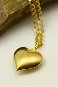 Gold Berechnen : ass 333 gold anh nger kettenanh nger herz vollplastisch doppelseitig matt glanz herzanh nger ~ Themetempest.com Abrechnung