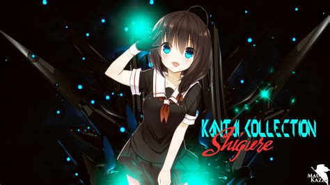 Anime Wallpaper Collection - kantai collection hd wallpaper background image