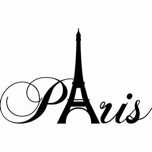 wall decal paris with eiffel tower cheap stickers world With paris letters